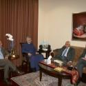 Prelate Welcomes Homenetmen Central Committee Members
