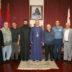 Homenetmen Veterans Visit the Prelacy