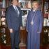 Prelate Congratulates Consul General of Lebanon on His Appointment as Ambassador to the Vatican