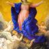 Ս. Աստուածածնի Վերափոխման Տօնին Առիթով Ս. Պատարագ եւ Խաղողօրհնէք Թեմիս Եկեղեցիներուն Մէջ