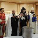 Մուսա Լերան Հերոսամարտի 102-ամեակին առիթով Ս. Պատարագ եւ Հերիսայի Օրհնութիւն