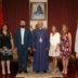 Առաջնորդ Սրբազանը Ընդունեց Պոլսահայ Երգչուհի Սիպիլի Այցելութիւնը