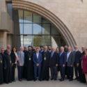 Armenia's Minister of Diaspora Visits the Prelacy