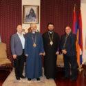 Prelate Welcomes LAUSD Board Member Scott Schmerelson