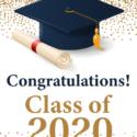 Prelate Congratulates Prelacy Schools' Graduates
