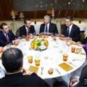 Participation in Receptions for Armenia's Prime Minister Tigran Sargsyan