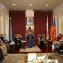 Prelate Welcomes New Homenetmen Regional Executive