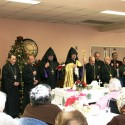 Christmas Service at Ararat Home