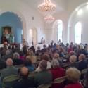 Ambassador John Heffern Visits St. Garabed Church of Las Vegas