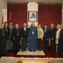 Deputy Prime Minister of Artsakh Visits the Prelacy