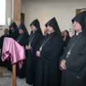Jerusalem Patriarch Archbishop Nourhan Manougian Visits the Prelacy