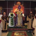 Prelate Celebrates Divine Liturgy at Crescenta Valley Parish