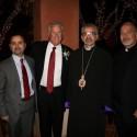 Prelate Attends Retirement Celebration for Glendale Police Chief Ronald De Pompa