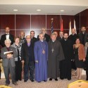 Presentation of Very Rev. Fr. Muron Aznikian's New Book Held at the Prelacy
