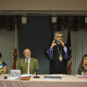 Prelate Participates in Ararat Home Board Meeting