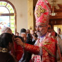 Prelate of Aleppo Concludes Western United States Visit with Divine Liturgy at St. Mary's Church in Glendale