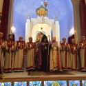 Prelate Presides over Feast of St. Stephen Commemoration at Holy Martyrs Church in Encino