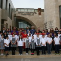Mesrobian School Students Visit the Prelacy
