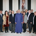 Board of Regents Representatives Meet with Prelate and Executive Council