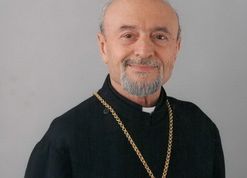 In Memoriam: Archpriest Fr. Mesrob Tashjian