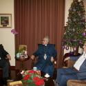 Առաջնորդ Սրբազանը SARF-ի Ներկայացուցիչներուն Հետ Քննարկեց Սուրիոյ Հայութեան Օժանդակութեան Նոր Ծրագիրները