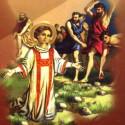 Ս. Ստեփանոսի Տօնը Քրեսենթա Հովիտի Եկեղեցւոյ Մէջ