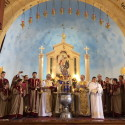 Episcopal Divine Liturgy and Blessing of Water at St. Mary's Church on the Feast of the Nativity and Theophany