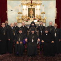 Clergy Conference and Divine Liturgy in Commemoration of St. Ghevontiants