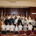 Ferrahian School 8th Grade Class Visits the Prelacy