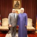 Prelate Welcomes LA City Council Candidate Karo Torossian