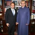 Prelate Welcomes LAUSD School Board Candidate Araz Parseghian