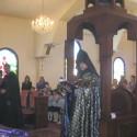 Tavlian Pre-School Students Participate in Sunrise Service at St. Sarkis Church