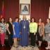ARS Regional Executive Members Meet with the Prelate