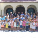 Prelate Visits St. Sarkis Church Vacation Bible School