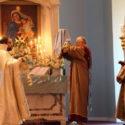 Newly Ordained Rev. Fr. Movses Shannakian Celebrates First Divine Liturgy