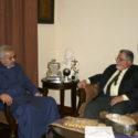 State Senator Anthony Portantino Visits the Prelacy