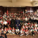Chamlian First Grade Students Bring Christmas Cheer to the Prelacy