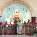 Prelate Presides over Commemoration of the Feast of St. Stephen at St. Sarkis Church in Pasadena