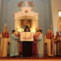 "Reading of ""Year Of Independence"" Pontifical Encyclical in Prelacy Churches"