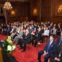 Prelate Attends Farewell Reception Honoring Lebanese Ambassador Johnny Ibrahim