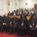 Lenten Vigil Service at the Armenian Ecclesiastical Brotherhood
