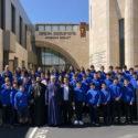 Pilibos School 8th Grade Class Visits the Prelacy