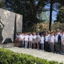 Ari Guiragos Minassian School Students Visit the Prelacy