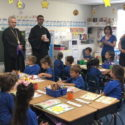 Prelate Presides over Back-to-School Ceremony of Tavlian School