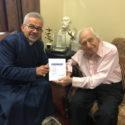 Prelate Welcomes Poet Jacques Hagopian
