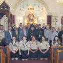 Requiem for Homenetmen Members on Prelacy Churches – Community-Wide Celebration of Homenetmen's Centennial