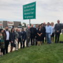 "Unveiling of ""Sardarapat Armenian Memorial Highway"" in Colorado"