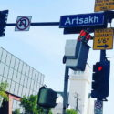 Naming Ceremony of Artsakh Avenue in Glendale