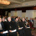 Executive Council Hosts Consultation Meeting at the Prelacy with Representatives of Parishes