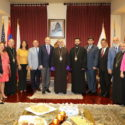New Executive Director of Hayastan All Armenian Fund Visits the Prelacy